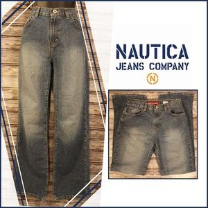 Classic Alantic Wide Leg Jean by Nautica